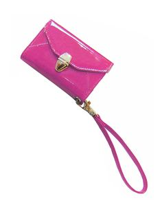 my favorite color  iPhone wallet wristlet $38