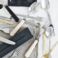 Everyday Cutlery from Canvas