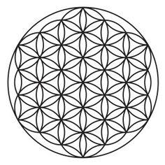 Flower Of Life - sacred geometry symbol