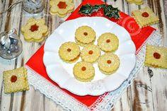 Biscotti marmellata di albicocche ricetta senza burro