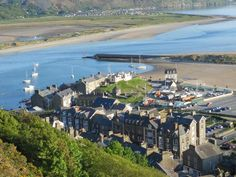 A different view of Barmouth.