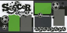 Soccer Star Page Kit