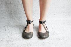 FLORANCE - negro oxidado - envío gratis los zapatos de cuero hechos a mano con el precio de venta de verano