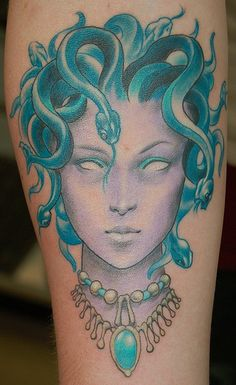 Medusa Tattoos medusa tattoos madscar