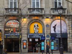 St Michel, Paris