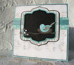 bird in a nest (free digi img) mel stampz