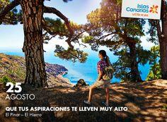 Y aprende con cada paso que des ¡Buenos días!   #IslasCanarias365