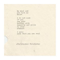 The Blooming of Madness poem #165 written by Christopher Poindexter