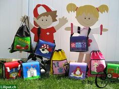 kindergartentaschen für mädchen - Google-Suche