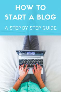 This is a step by step guide for beginners to start a WordPress blog from scratch.
