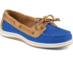 Sperry Top-Sider Firefish Canvas Boat Shoe