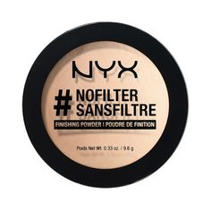 For that finishing touch, use NYX Cosmetics '#NoFilter Finishing Powder' for that flawless and soft look. Perfect for that photo under the mistletoe.
