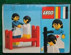 #Vintage lego 276 #nurse and child 1977 lego dolls #house play set  nrfb,  View more on the LINK: http://www.zeppy.io/product/gb/2/112154573089/
