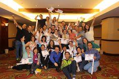 Primer Grupo de Graduados Taller Poder Total Guatemala