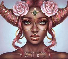 """Taurus ♉️ """"Taurus is smart, ambitious and trustworthy. Bulls get the reputation of being stubborn but considered as one of the hardest-working signs in the Zodiac."""" ————— Taurus is an Earth sign so I. Taurus Art, Zodiac Signs Taurus, Taurus Woman, Zodiac Art, Earth Signs Zodiac, Taurus Female, Taurus Star Sign, Astrology Taurus, Zodiac Symbols"""