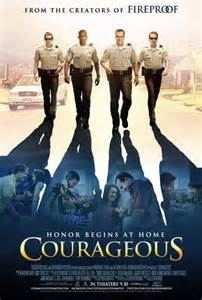 courageous movie poster