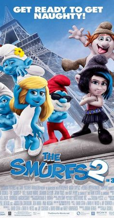 """Directed by Raja Gosnell. With Neil Patrick Harris, Jayma Mays, Katy Perry, Hank Azaria. The Smurfs team up with their human friends to rescue Smurfette, who has been abducted by Gargamel, since she knows a secret spell that can turn the evil sorcerer's newest creation, creatures called """"The Naughties"""", into real Smurfs."""