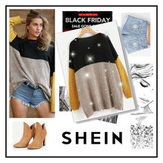 """SheIn 7/6"" by dilruha ❤ liked on Polyvore"
