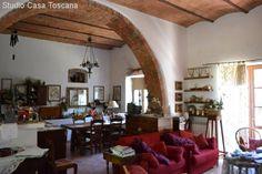 Immobilienangebot - Orbetello - Antiker spanischer Turm mit 5 Hektar Land in Meernähe