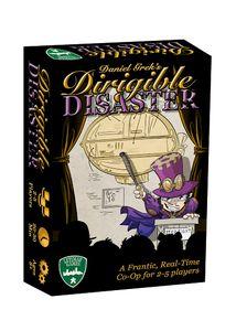 Dirigible Disaster | Board Game | BoardGameGeek