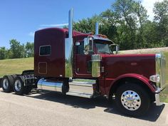 Peterbilt 389, Peterbilt Trucks, Rigs, Vehicles, Sweet, Candy, Wedges, Car, Vehicle