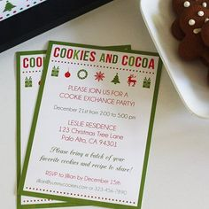 Free Printables: Fillable-form Invitations