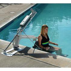 ADA Compliant pool lifts