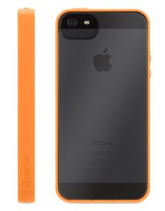 If you can't bear case bulk and want to keep your iPhone's look intact, give the Griffin Reveal a try. It's a simple $20 transparent polyca...