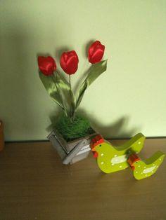 Tulipány zo stuy