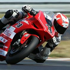 Ducati on action by msfoto.pl