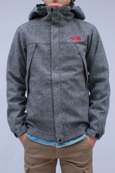 herringbone by The North Face