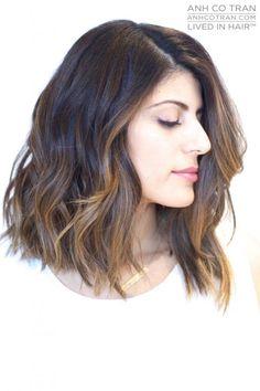 Les Meilleurs Mèches et Ombre Hair Réalisés Par l'artiste ANH CO TRAN | Coiffure simple et facile