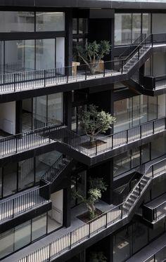 Image 3 of 8 from gallery of Plot #183 / Bernard Khoury Architects. Photograph by Bernard Khoury Architects