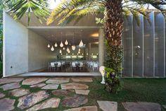 Centro de Arte Contemporânea Inhotim Restaurante Oiticica