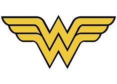Wonder Woman logo by MachSabre.deviantart.com