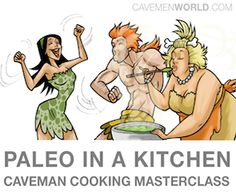 Caveman Cooking MasterClass! Click to see it! #paleocooking #Paleovideos