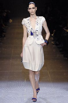 Armani Privé Spring 2008 Couture - Collection - Gallery - Style.com
