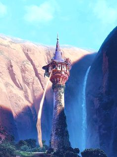 The Tower of Rapunzel