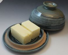bridges pottery blog: BUTTER DISHES