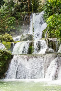 YS Falls, Saint Elizabeth, Jamaica
