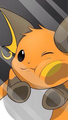 pokemon, raichu, and cute image O Pokemon, Pokemon Fan Art, Animes Wallpapers, Cute Wallpapers, Manga Pokémon, Pokemon Mignon, Photo Pokémon, Pokemon Backgrounds, Cute Pokemon Wallpaper