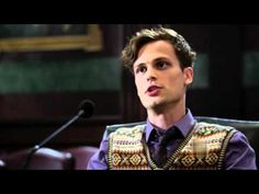 """Criminal Minds 07X01 - Reid: """"This is calm and it's Doctor"""""""