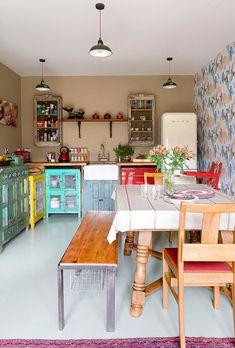 Cómo darle a tu casa un toque más ecléctico #hogarhabitissimo