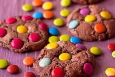Τα πιο νόστιμα μαμαδίστικα μπισκότα με smarties! - Daddy-Cool.gr