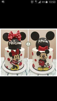 Minni Maus Mickey Maus