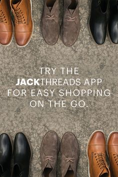 JackThreads is the destination for everything a guy needs to style smart. Try anything on at home for free. Only pay for what you keep. Free shipping both ways- always.