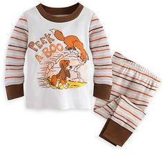 The Fox and the Hound PJ PALS for Baby Disney Baby Clothes, Cute Baby Clothes, Disney Outfits, Baby Disney, Disney Fashion, Lazy Day Outfits, Little Boy Outfits, Baby Boy Outfits, Kids Outfits