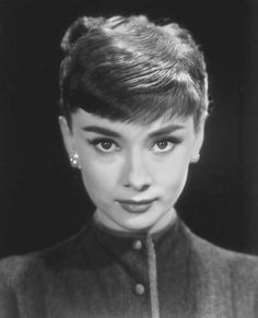 Young and always lovely Audrey Hepburn