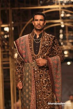 Tarun Tahiliani Show at Aamby Valley City India Bridal Fashion Week 2013 Photo Gallery, Tarun Tahiliani Show at Aamby Valley City India Bridal Fashion Week 2013 Stills, Tarun Tahiliani Show at Aamby Valley City India Bridal Fashion Week 2013 Gallery, Taru Indian Men Fashion, Mens Fashion Week, Bridal Fashion Week, Trendy Fashion, Sherwani, Tarun Tahiliani, Couture Mode, Couture Fashion, Gothic Fashion