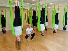 #Yoga #FitnessTrends #AntigravityYoga #SuspensionYoga #AerialYoga